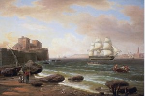 Ship like the Pennsylvania Merchant