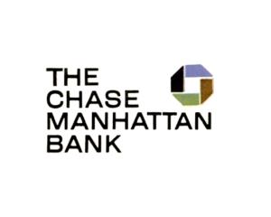 Chase Manhattan Bank 1962 Logo