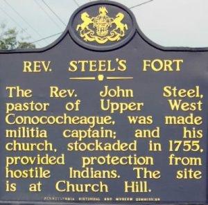 Rev. Steel's Fort