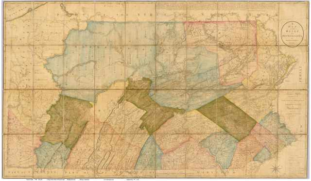 PA, Howell, 1792