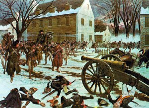 Battle of Trenton, NJ
