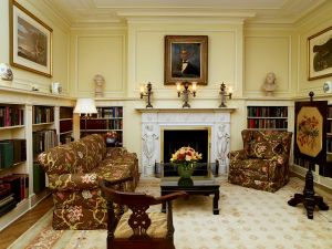 Blair House Library