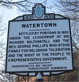 Watertown. MA