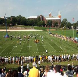 Steelers at St. Vincent
