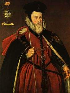 William Cecil Lord Burghley Order of the Garter