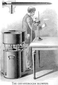 Illustration of Oxygen Machine