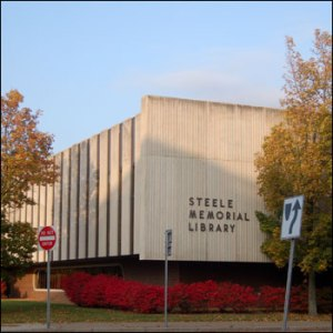Steele Memorial Library