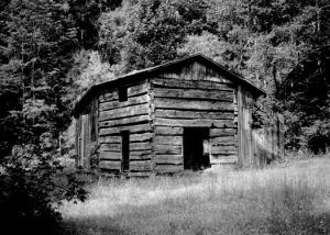 Ahab Stemple Cabin