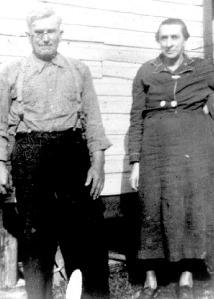 George William and Josie Shock Stemple