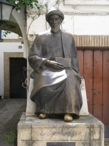 Maimonides Memorial Córdoba, Spain