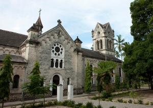 """Bagamoyo Parish has the honor of being the """"Mother of all Parishes in East Africa."""""""