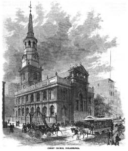 Christ Church, Philadelphia, PA