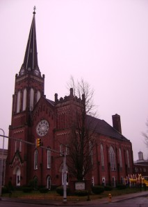 First Christian Church of Newcastle, Pa