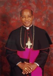 Archbishop of Arusha, Josaphat Louis Lebulu