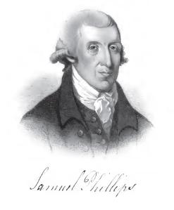 Samuel Phillips 1750-1802