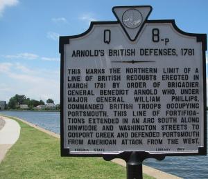 British Occupation of Portsmouth