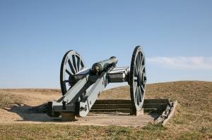 British Field Cannon