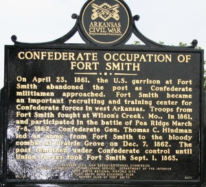 Confederate Occupation