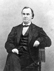 The Arkansas secession convention met in Little Rock on Monday, March 4, 1861. They elected David Walker of Washington County the president of the convention, passed some resolutions to form committees to set up rules, etc., and adjourned until the next day. Walker was a former Whig leader and an opponent of secession.