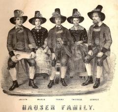Hauser Family