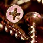 Galvanized screws