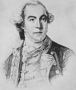 Major General William Phillips,