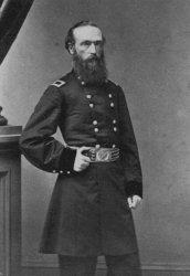 Gen. Fred Steele, USA