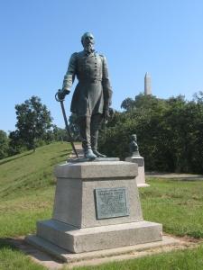 Bvt. Maj. Gen. Frederick Steele, Vicksburg, MS 1819–1868