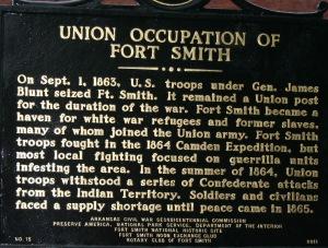Union Occupation