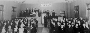 Mennonite Meetinghouse
