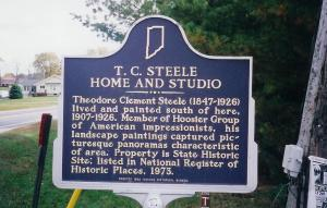 Home and Studio Sign