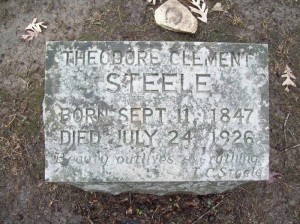 T. C. Steele
