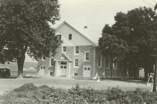 Conestoga Mennonite Church, 1948