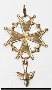 Huguenot Cross