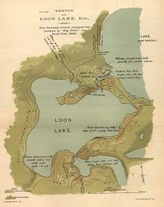 Battle at Loon Lake