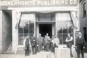 Mennonite Publishing Company, 1886
