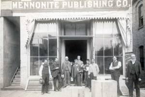 Mennonite Publishing Company, 1886