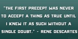 First Precept