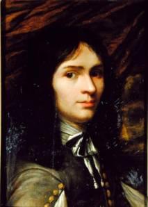 a young Rene Descartes