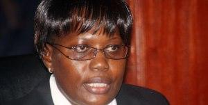 High Court Judge Lilian Mutende