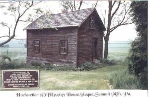 Jacob Hostetler Cabin