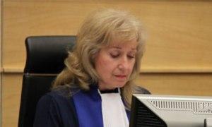 Judge Ekaterina Tendafilova